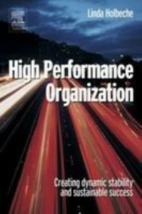 Ebook in inglese High Performance Organization Holbeche, Linda