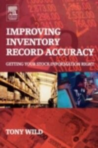 Ebook in inglese Improving Inventory Record Accuracy Wild, Tony