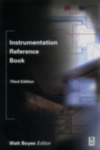 Ebook in inglese Instrumentation Reference Book Boyes, Walt