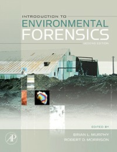 Ebook in inglese Introduction to Environmental Forensics Morrison, Robert D. , Murphy, Brian L.