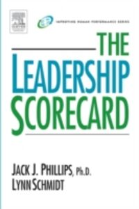 Ebook in inglese Leadership Scorecard Phillips, Jack J. , Schmidt, Lynn