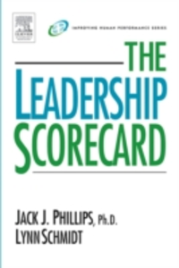 Ebook in inglese Leadership Scorecard Phillips, Jack J. , Schmidt, Lynn