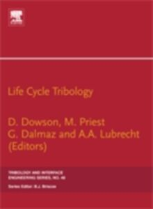 Foto Cover di Life Cycle Tribology, Ebook inglese di  edito da Elsevier Science