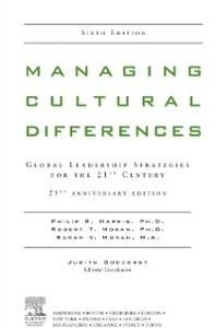 Ebook in inglese Managing Cultural Differences Harris, Philip R. , Moran, Robert T. , Moran, Sarah V.