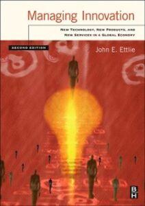 Ebook in inglese Managing Innovation Ettlie, John E.