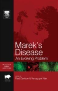 Ebook in inglese Marek's Disease -, -