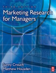 Ebook in inglese Marketing Research for Managers Crouch, Sunny , Housden, Matthew