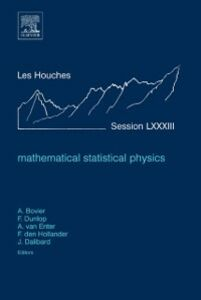 Foto Cover di Mathematical Statistical Physics, Ebook inglese di  edito da Elsevier Science