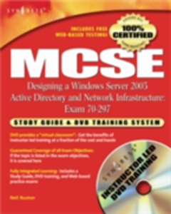 Ebook in inglese MCSE Designing a Windows Server 2003 Active Directory and Network Infrastructure(Exam 70-297) Syngres, yngress