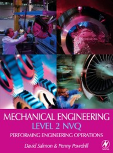 Ebook in inglese Mechanical Engineering: Level 2 NVQ Powdrill, Penny , Salmon, David