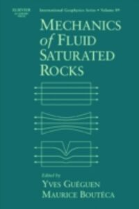 Ebook in inglese Mechanics of Fluid-Saturated Rocks -, -