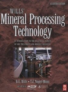 Foto Cover di Wills' Mineral Processing Technology, Ebook inglese di Barry A. Wills, edito da Elsevier Science