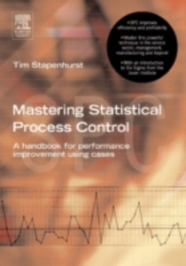 Ebook in inglese Mastering Statistical Process Control Stapenhurst, Tim