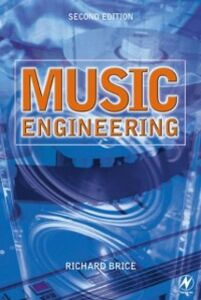 Ebook in inglese Music Engineering Brice, Richard