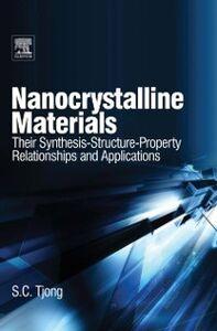 Ebook in inglese Nanocrystalline Materials