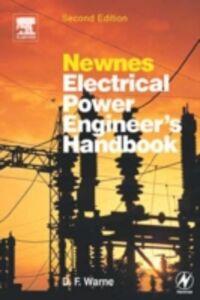 Foto Cover di Newnes Electrical Power Engineer's Handbook, Ebook inglese di  edito da Elsevier Science
