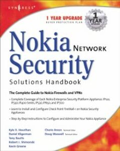 Foto Cover di Nokia Network Security Solutions Handbook, Ebook inglese di Syngress, edito da Elsevier Science
