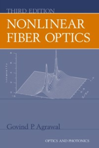 Ebook in inglese Nonlinear Fiber Optics Agrawal, Govind