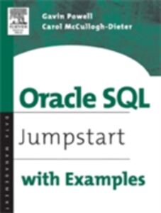 Ebook in inglese Oracle SQL McCullough-Dieter, Carol , Powell, Gavin JT