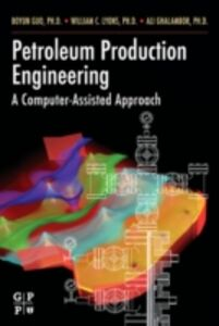 Ebook in inglese Petroleum Production Engineering, A Computer-Assisted Approach Guo, Boyun