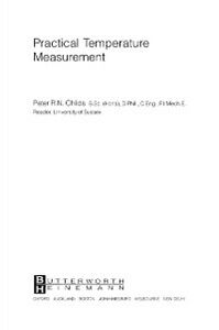 Ebook in inglese Practical Temperature Measurement Childs, Peter R. N.