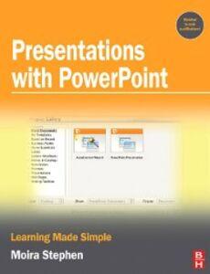 Ebook in inglese Presentations with PowerPoint Stephen, Robert