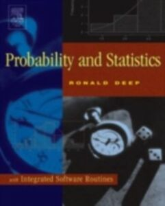 Ebook in inglese Probability and Statistics Deep, Ronald