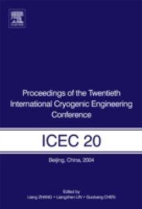 Ebook in inglese Proceedings of the Twentieth International Cryogenic Engineering Conference (ICEC20) -, -