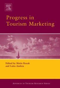 Ebook in inglese Progress in Tourism Marketing