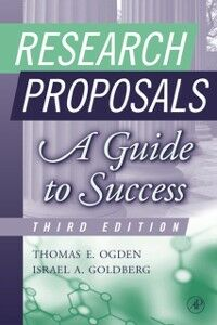Ebook in inglese Research Proposals
