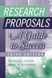 Ebook in inglese Research Proposals -, -