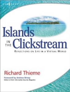 Ebook in inglese Richard Thieme's Islands in the Clickstream Thieme, Richard