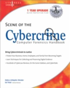 Foto Cover di Scene of the Cybercrime: Computer Forensics Handbook, Ebook inglese di Syngress, edito da Elsevier Science
