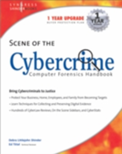Ebook in inglese Scene of the Cybercrime: Computer Forensics Handbook Syngres, yngress