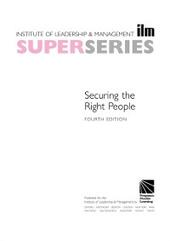 Securing the Right People Super Series