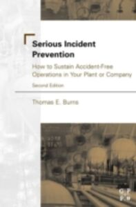 Ebook in inglese Serious Incident Prevention: Burns, Thomas