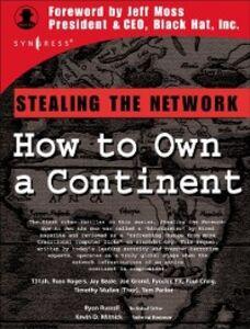 Ebook in inglese Stealing the Network Craig, Tom , Grand, Joe , Russell, Ryan