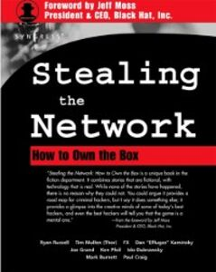 Ebook in inglese Stealing The Network Syngress