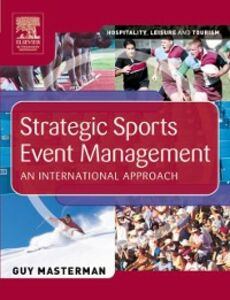 Ebook in inglese Strategic Sports Event Management Masterman, Guy