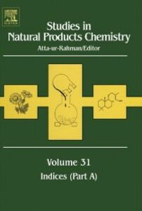 Foto Cover di Studies in Natural Products Chemistry, Ebook inglese di Atta-ur- Rahman, edito da Elsevier Science
