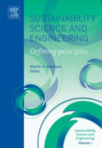 Ebook in inglese Sustainability Science and Engineering -, -
