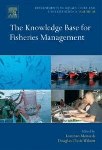 Foto Cover di Knowledge Base for Fisheries Management, Ebook inglese di  edito da Elsevier Science