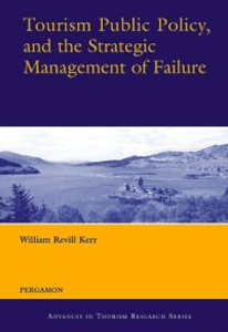 Ebook in inglese Tourism Public Policy, and the Strategic Management of Failure -, -