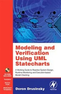 Ebook in inglese Modeling and Verification Using UML Statecharts Drusinsky, Doron