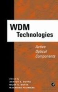 Foto Cover di WDM Technologies: Active Optical Components, Ebook inglese di  edito da Elsevier Science