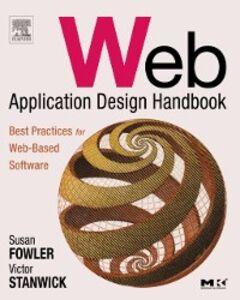 Foto Cover di Web Application Design Handbook, Ebook inglese di Susan Fowler,Victor Stanwick, edito da Elsevier Science