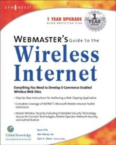 Ebook in inglese Webmasters Guide To The Wireless Internet Syngress