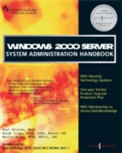 Ebook in inglese Windows 2000 Server System Administration Handbook Syngress