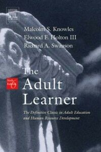 Foto Cover di Adult Learner, Ebook inglese di AA.VV edito da Elsevier Science