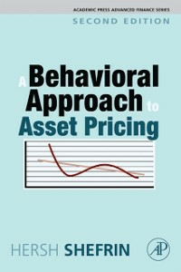 Ebook in inglese Behavioral Approach to Asset Pricing Shefrin, Hersh